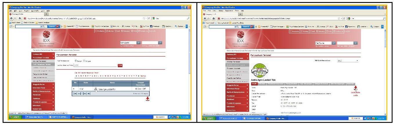 Cara Mencari Data Ringkasan Laporan Keuangan Emiten Di Website Bursa Efek Indonesia Bei Hadi Management